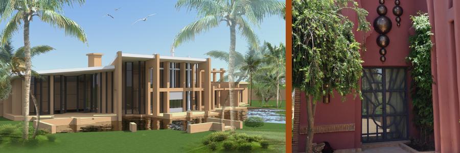 Architecture & aménagements extérieurs