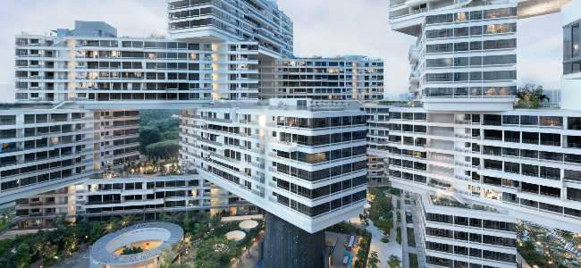 The Interlace World Architecture Festival